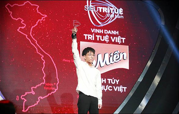 Siêu trí tuệ Việt Nam tập 2: Ba thí sinh quá xuất sắc - Ảnh 4.