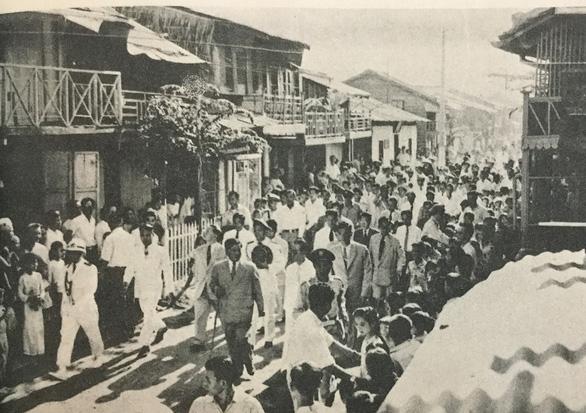 Sài Gòn nhớ nhớ thương thương - Kỳ 9: Bàn Cờ, giao điểm truân chuyên - Ảnh 1.