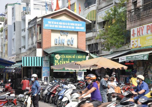 Sài Gòn nhớ nhớ thương thương - Kỳ cuối: Bàn Cờ, phố chợ thân quen - Ảnh 2.