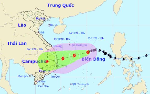 Mưa lớn sau bão số 10, tăng cường cảnh báo sạt lở đất - Ảnh 2.