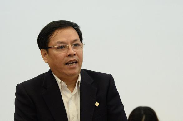Nguyên chủ tịch Saigon Co.op Diệp Dũng chuyển công tác về Công ty Xổ số kiến thiết TP.HCM - Ảnh 1.