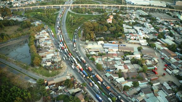 Vay vốn Hàn Quốc xây dựng 11km đường vành đai 3 đoạn Tân Vạn - Nhơn Trạch - Ảnh 2.