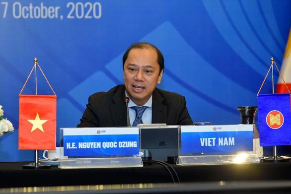 ASEAN và Trung Quốc tìm giải pháp đối xử công bằng, nhân đạo với ngư dân - Ảnh 1.