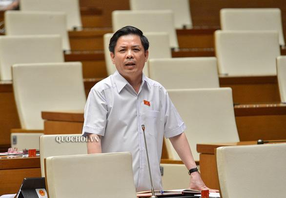 Bộ trưởng Nguyễn Văn Thể: dự án đường sắt đô thị bộc lộ nhiều vấn đề - Ảnh 1.