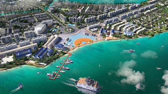 Chọn không gian sống nuôi dưỡng thể chất và tinh thần tại Aqua City - Ảnh 2.
