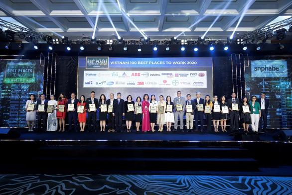 3M thuộc Top 100 nơi làm việc tốt nhất Việt Nam - Ảnh 1.