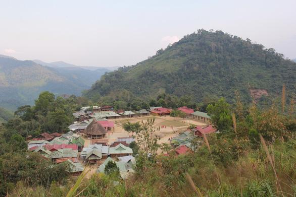 Đề án đi trước thời đại ở Tây Giang: Dời làng - Ảnh 1.