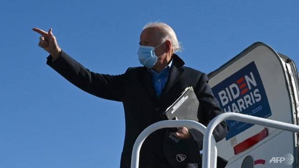 Ông Trump: Kiểu gì tôi cũng thắng, ông Biden: Trump hãy cuốn gói về nhà - Ảnh 2.