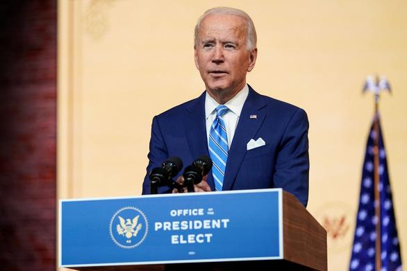 Hôm nay (30-11): ông Biden lần đầu tiên nhận báo cáo dành cho tổng thống - Ảnh 1.