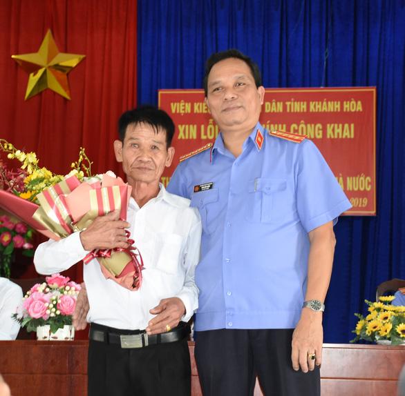 Viện KSND Khánh Hòa bồi thường cho người bị giam oan 39 năm trước - Ảnh 1.