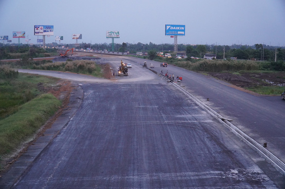 Cao tốc Trung Lương - Mỹ Thuận sẽ cho xe chạy một chiều dịp tết - Ảnh 3.