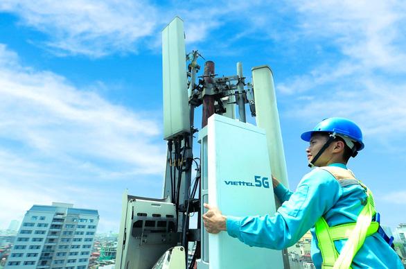 Viettel chính thức phát sóng 5G  - Ảnh 1.