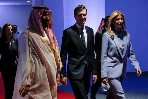 Con rể ông Trump tới Trung Đông, có màn hòa giải ấn tượng phút chót? - Ảnh 1.