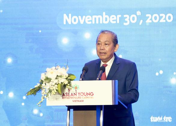Doanh nhân trẻ ASEAN: Lùi một bước, tăng năng lực chống chịu - Ảnh 2.