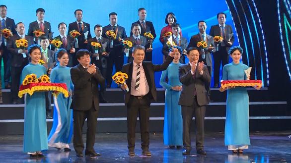 Qui Phúc đạt Thương hiệu Quốc gia Việt Nam năm 2020 - Ảnh 1.