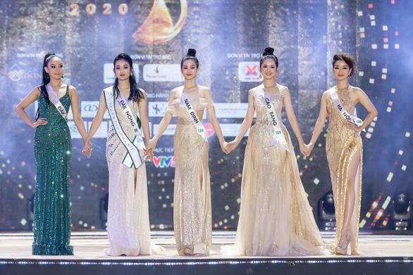 Khánh Ngân thôi đảm nhiệm danh hiệu Hoa khôi Du lịch Việt Nam - Ảnh 2.