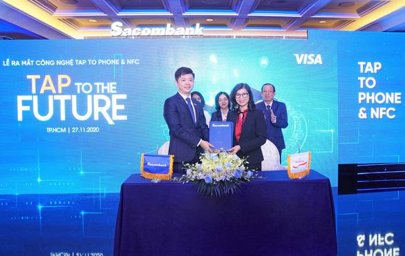 Prudential Việt Nam áp dụng công nghệ Chấp nhận thanh toán không tiếp xúc bằng điện thoại di động - Ảnh 1.