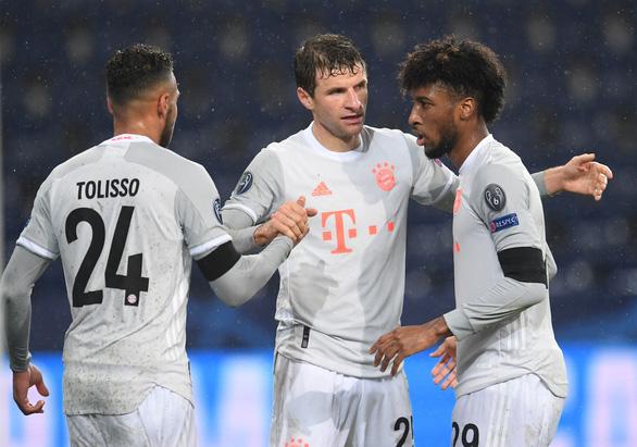 Bayern Munich và Man City duy trì chuỗi trận toàn thắng tại Champions League - Ảnh 3.