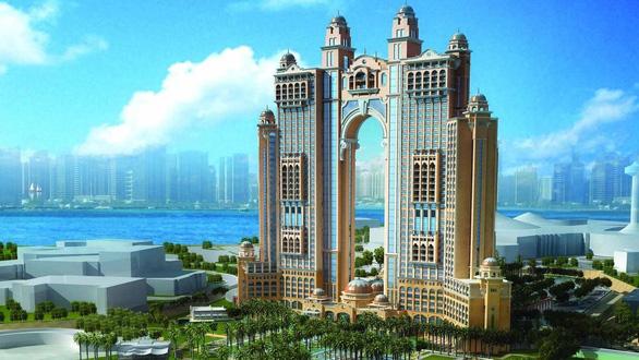 Ecopark xây dựng tháp xanh cao nhất thế giới - Ảnh 4.