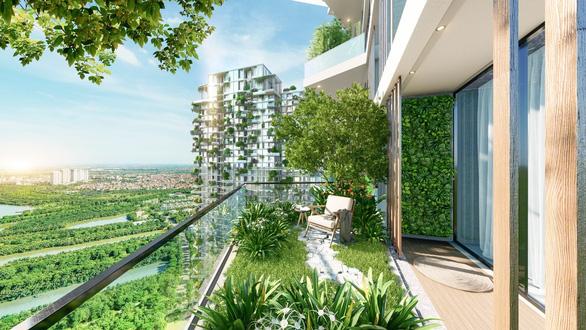Ecopark xây dựng tháp xanh cao nhất thế giới - Ảnh 8.