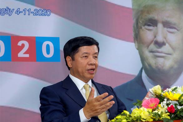 Bầu cử Mỹ và kỳ vọng quan hệ Việt - Mỹ 4 năm tới - Ảnh 2.