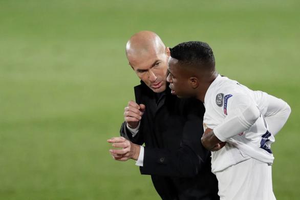 Zidane: Chúng tôi phải thấy vui vì chiến thắng - Ảnh 1.