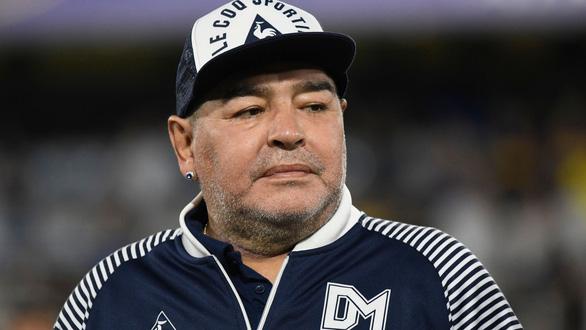 Điểm tin thể thao sáng 4-11: Giggs không nắm tuyển xứ Wales trong tháng 11, Maradona phải phẫu thuật - Ảnh 2.