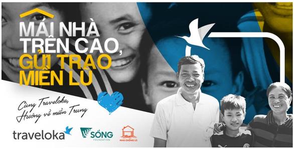 Traveloka Việt Nam chung sức ủng hộ đồng bào miền Trung - Ảnh 5.