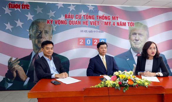 Bầu cử Mỹ và kỳ vọng quan hệ Việt - Mỹ 4 năm tới - Ảnh 1.