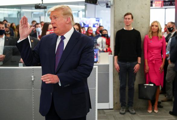 Ông Trump mời các nghị sĩ Cộng hòa bang Michigan đến Nhà Trắng - Ảnh 1.