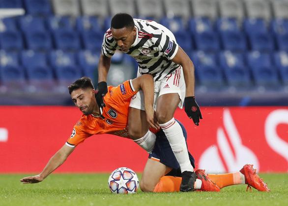 Man United thua sốc CLB của Thổ Nhĩ Kỳ ở Champions League - Ảnh 2.