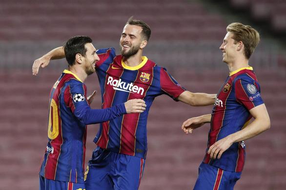 Messi ghi bàn, Barcelona thắng trận thứ ba liên tiếp - Ảnh 1.