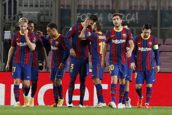 Messi ghi bàn, Barcelona thắng trận thứ ba liên tiếp - Ảnh 2.