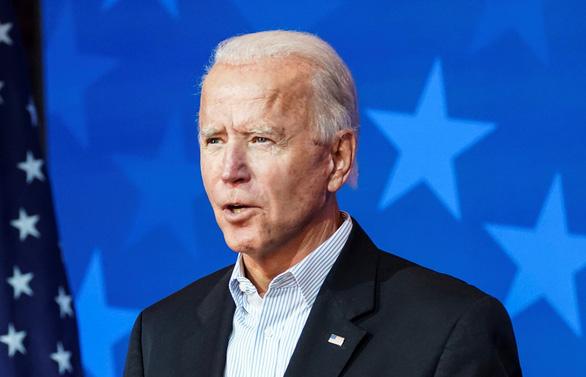 Nhà cái Sportsbet chung tiền cho người đặt cược ông Biden - Ảnh 1.
