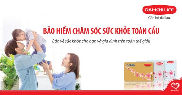 Dai-ichi Life Việt Nam ra mắt Bảo hiểm chăm sóc sức khỏe toàn cầu - Ảnh 1.