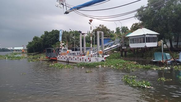 TP.HCM qui hoạch 412 bến thủy nội địa vận chuyển hành khách và hàng hóa - Ảnh 2.