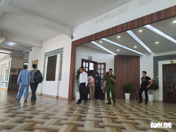 Bộ Công an khám xét Bệnh viện Mắt TP.HCM - Ảnh 2.