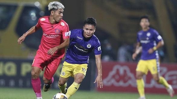Vòng 6 giai đoạn 2 V-League 2020: Định đoạt chức vô địch ở vòng cuối - Ảnh 1.