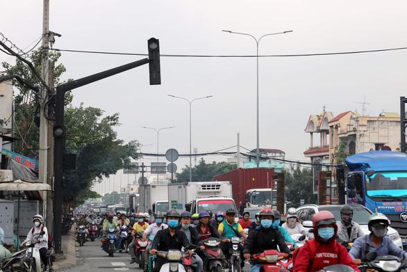 11.742 tỉ làm đường vành đai 3 TP.HCM đoạn Bình Chuẩn - quốc lộ 22 - Ảnh 1.