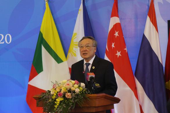 Hội nghị Chánh án ASEAN ra tuyên bố Hà Nội - Ảnh 2.
