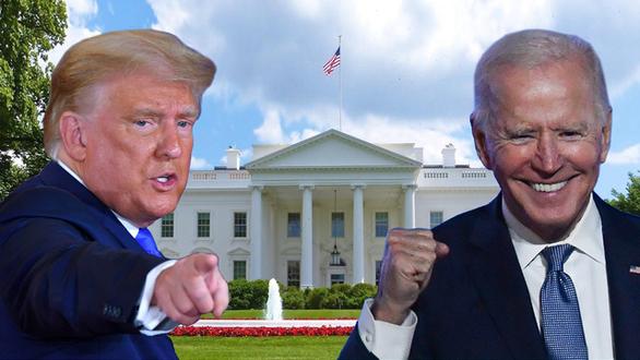 Bầu cử tổng thống Mỹ: Chuẩn bị đưa nhau ra tòa - Ảnh 1.
