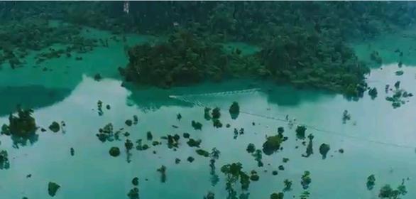 Mở tour du lịch vùng lụt giữa núi rừng để ủng hộ đồng bào Rục - Ảnh 1.