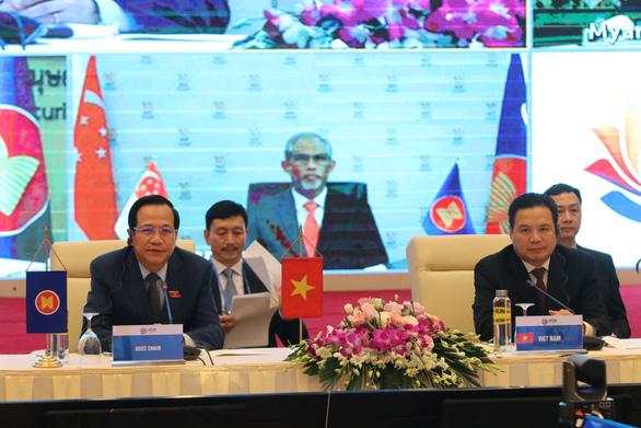 ASEAN ưu tiên thúc đẩy công tác xã hội và phát triển nguồn nhân lực - Ảnh 1.