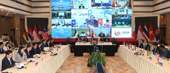 ASEAN ưu tiên thúc đẩy công tác xã hội và phát triển nguồn nhân lực - Ảnh 2.