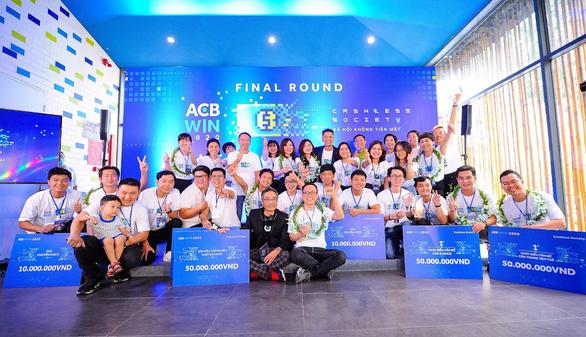 ACB WIN 2020  kết thúc thành công với nhiều ý tưởng sáng tạo, khả thi - Ảnh 1.