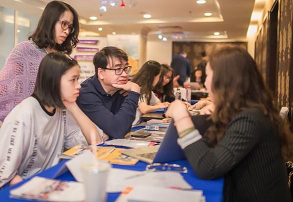 Triển lãm du học quốc tế 2020: Chắp cánh ước mơ du học - Ảnh 2.