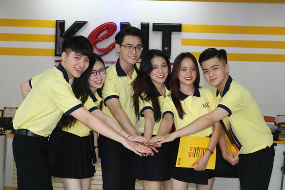 Quỹ hỗ trợ doanh nghiệp đồng hành cùng tân sinh viên KIC - Ảnh 2.