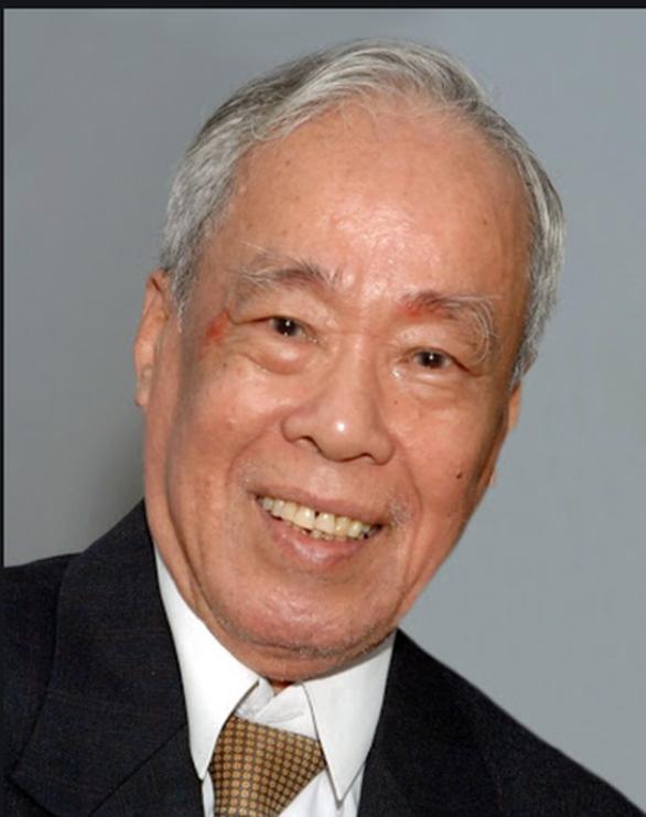 Thầy Mai Cao Chương qua đời, thọ 90 tuổi - Ảnh 1.