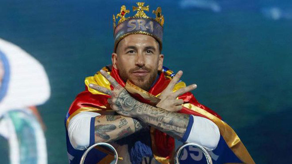 Điểm tin thể thao tối 6-11: Lý Hoàng Nam vào chung kết, Ramos áp đảo quần hùng ở bình chọn Marca - Ảnh 2.