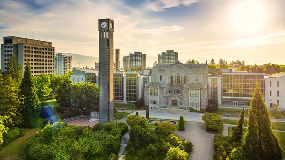Học bổng toàn phần du học Canada từ Đại học British Columbia - Ảnh 1.